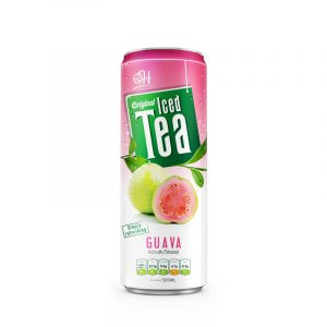 320ml OH Guava ice tea Drink