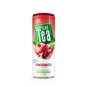 320ml OH Pomegranate Ice Tea Drink
