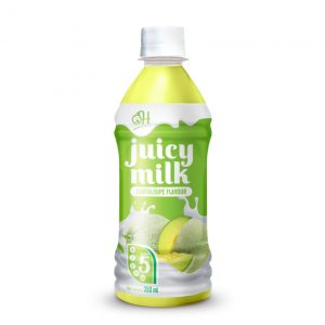 350ml OH Juicy milk cantaloupe flavour
