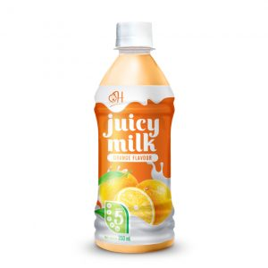 350ml OH Juicy milk orange flavour
