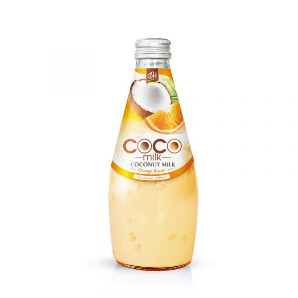 290ml OH coconut milk with Orange
