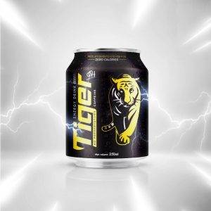 250ml Tiger Energy drink Zero Calories