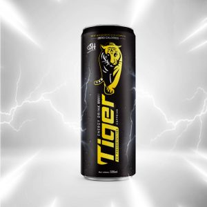 320ml Tiger Energy drink Zero Calories
