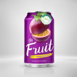 330ml OH Passion Fruit juice NFC