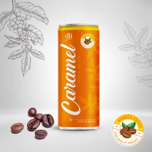 OH Caramel coffee Drink 250ml