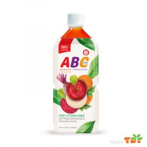 1L OH ABC Juice Healthy Juice pet bottle