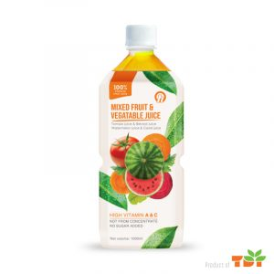 1L OH Mixed Juice with Vegetable Pet bottle