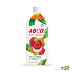 1L OH ABCD Juice Healthy Juice pet bottle