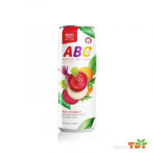 250ml OH ABC Juice Healthy Juice in can