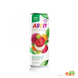 250ml OH ABCD Juice Healthy Juice in can