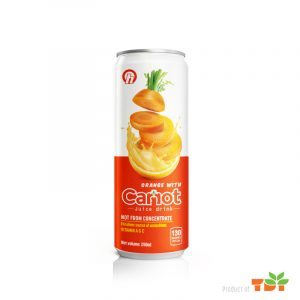 250ml OH Orange with Carrot Juice rich vitamin A and C
