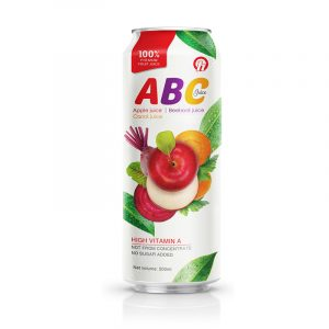 500ml OH ABC Healthy Juice in can
