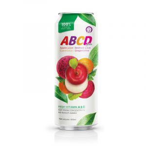 500ml OH ABCD Juice Healthy Juice in can