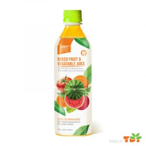 500ml OH Mixed Juice with Vegetable Pet bottle