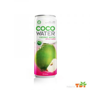 250ml OH Coconut water with apple flavor