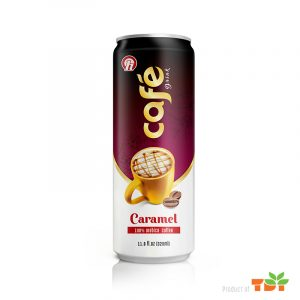 320ml OH Caramel coffee Drink in can