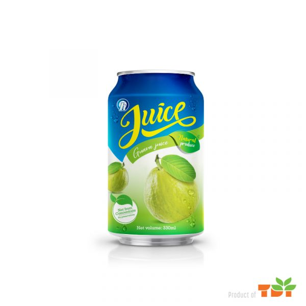 330ml OH Natural Guava juice NFC