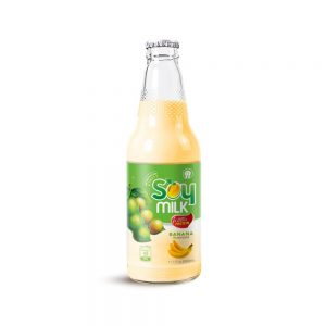 300ml TDT Soy milk Drink with Banana flavour