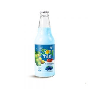 300ml TDT Soy milk Drink with Blueberry flavour