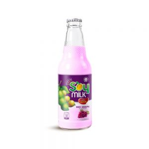 300ml TDT Soy milk Drink with Grape flavour