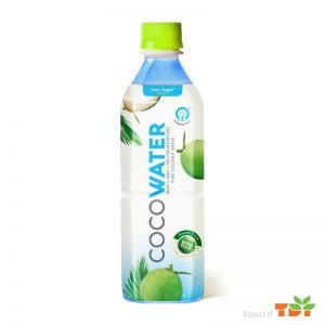 500ml TDT Less Sugar Coconut water