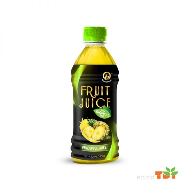 350ml TDT Pineapple Juice Drink high Quality