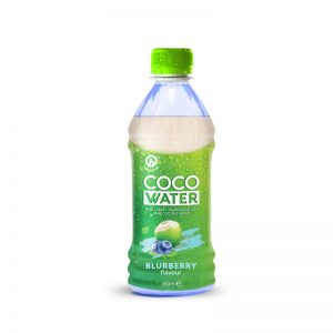 350ml tdt Coconut water with blueberry flavour