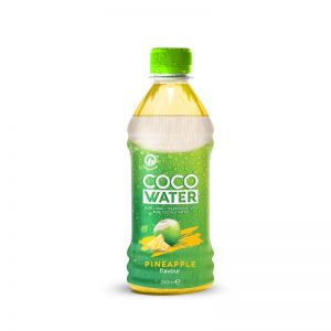 350ml tdt Coconut water with pineapple flavour