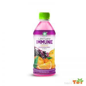 350ml OH Ultimate immune juice drink rich vitamin c and d