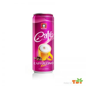 250ml TDT Cappuccino coffee in can