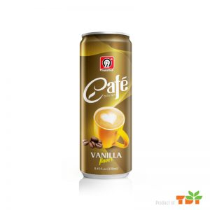 250ml TDT Vanilla coffee in can