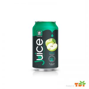 330ml TDT Natural Apple Juice Drink
