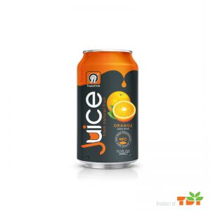 330ml TDT Natural Orange Juice Drink