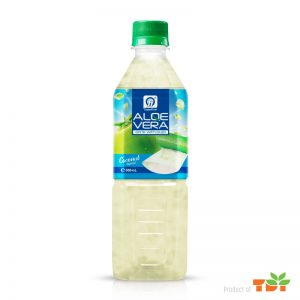 500ml TDT Aloe vera Drink with Coconut flavour