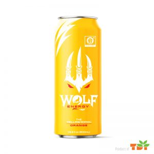 The Yellow Edition Energy drink 500ml